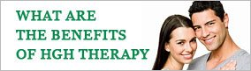 What are the Benefits of HGH Therapy