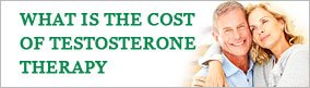 What is the Cost of Testosterone Therapy